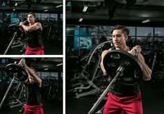 Encourage new muscle growth in your delts with a handful of rut-busting movements.