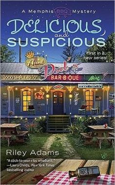 Delicious and Suspicious (Memphis BBQ Mystery Series)