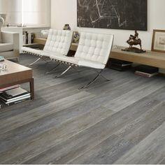 Us Floors Coretec, Imitation Parquet, Barcelona Chair, Dining Bench, Flooring, House Styles, Furniture, Garage, Essentials