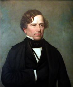 A young Franklin Pierce.
