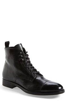 To Boot New York 'Stallworth' Cap Toe Boot (Men) available at #Nordstrom