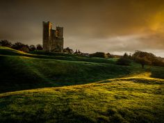 Orford Keep by jellyfire, via Flickr