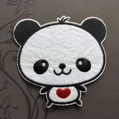 Cartoon Panda patches Iron on patches panda Iron on appliques Sew on Patch Patches Patchwork embroidered patches Iron on patches panda patches panda cute sew on patches iron on patch patch Cartoon Animal Cartoon patch 2.29 USD #patches #iron on patches