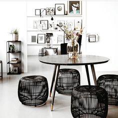 """Space of the day #regram @noa_santos #interiors #inspiration"""
