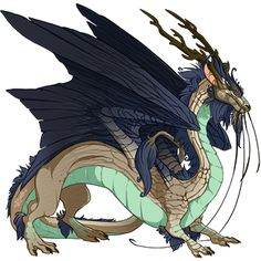 Kallistrate's dragon Szeth - Breed, raise, and train dragons on Flight Rising!