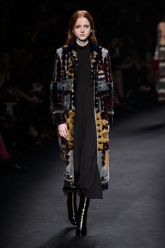 Pin for Later: The 8 Hottest Trends to Come Out of Paris Fashion Week  Valentino Fall 2015