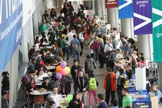 Student Involvement Expo by Harper College, via Flickr