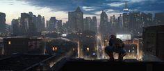 ArtStation - The Amazing Spiderman, Blake Rottinger