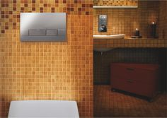 Plate Design, Plaque, Chrome Finish, Innovation, It Is Finished, Shower, Concept, Colours, Touch