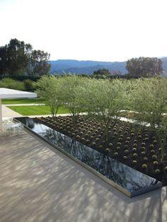 modern water garden design | Landscape Design Ideas: Modern Garden Water Features