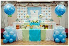 Korean first birthday #dol table