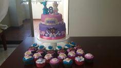 Dra juguetes cakes and cupcakes