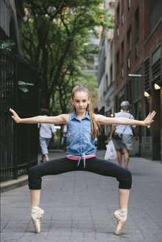 Dancer in New York #newyork #usa #dancer