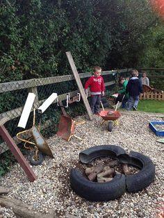 """Outdoor fun at Kentstown Montessori School ("""",)"""