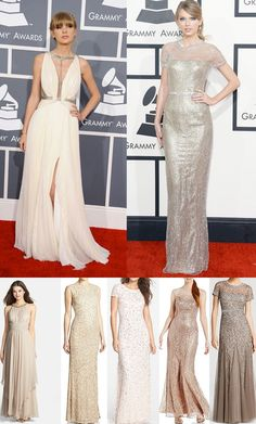 6 Grammy Looks to Re-create for a Real Life Runway | thegoodstuff