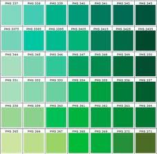 kleurenwaaier -