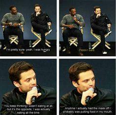 Sebastian and Anthony