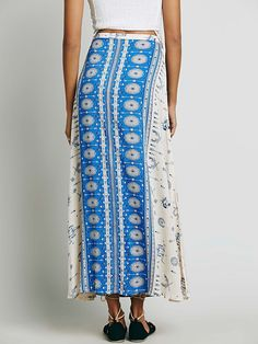 Free People Coyote Split Maxi Skirt, $156.00