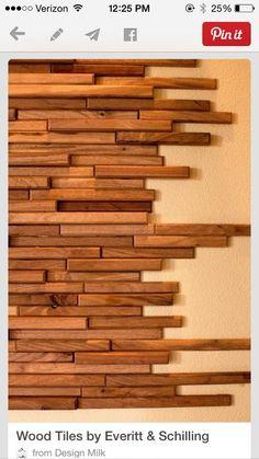 récupération bois wall art, décor, cube, latte, 12 x 14 | art