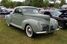 ~1939 Lincoln Zephyr coupe~