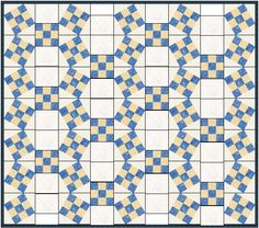 84 Best Quilts Jack S Chain Images In 2019 Hexagons
