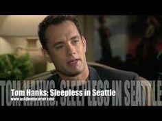 Tom Hanks: Sleepless in Seattle - YouTube