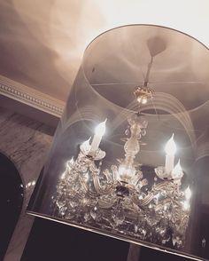 Light Shade Shade by Jurgen Bey via Moooi | www.moooi.com | #lighting #chandelier #interior #design #mirror #reflecting #architecture #project