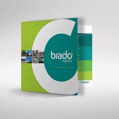 Uma nova identidade visual desenvolvida pela FIRE Mídia. A BRADO Logística contou com nosso trabalho para desenvolver a nova identidade visual da empresa  http://firemidia.com.br/portfolios/identidade-brado-logistica/