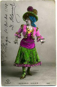 Rosario Soler   postalesabuelos066