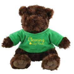 AK213 - Dark Brown Traditional Teddy Bear - Personalized Teddy Bear #custom #teddybear