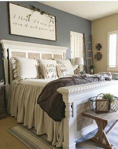 Pin by nicole cuadrado on home decor that i love Cozy Bedroom, Bedroom Decor, Bedroom Ideas, Bedroom Designs, Bedroom Inspiration, Wall Decor, Coastal Bedrooms, Master Bedrooms, Master Suite