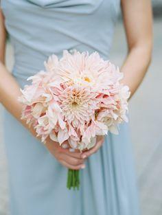 Blush Bouquet | photography by http://www.abbyjiu.com