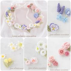 image Buttercream Flowers, Easter Cookies, Blooming Flowers, Sweets, Accessories, Image, Breien, Gummi Candy, Candy