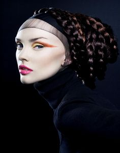 Born Again by Shamim de Varax GET LISTED TODAY! http://www.HairnewsNetwork.com  Hair News Network. All Hair. All The time.