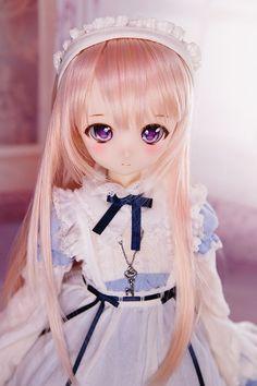 ♡ Anime Dolls, Bjd Dolls, Doll Toys, Lolita Gothic, Doll Japan, Kawaii Doll, Dream Doll, Smart Doll, Cute Japanese