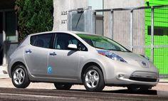 Nissan Leaf Holds Value Better Than