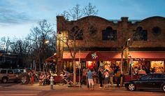 Pearl Street, Boulder, Colorado