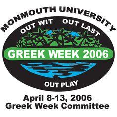greek week Sorority Shirt Designs, Sorority Shirts, Greek Week, Greek Life, Lambda Chi Alpha, Sigma Tau, Phi Mu, Delta Gamma, Spirit Week Themes