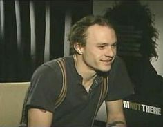 """In This Interview, Heath Said """"I feel good about dying because I feel alive through her."""" Speaking Of Matilda."""