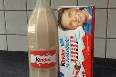 Kinderschokolade-Likör