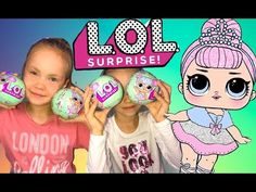 РАСПАКОВКА LOL SURPRISE BALL 2 серия КОНКУРС /Игрушки LOL Bad Baby Crybaby/ L.O.L. Surprise Puppen - YouTube