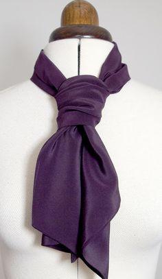 Crafty Alex: DIY - How to Make and Sew Cravats