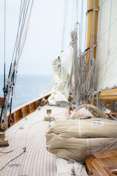 .Come sail with me!
