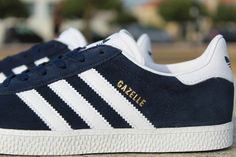 adidas gazelle heren navy