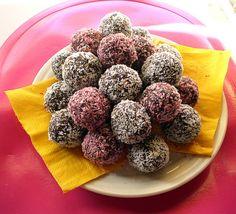 truffles! #chocolate #candy