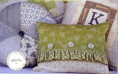 Sweetwater Pillows Pattern Pure Comfort | eBay