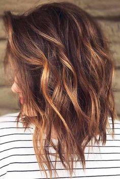 Best Brown Cinnamon Hair Color Shades for Women 2019 - Fall Hair Colors Medium Hair Styles, Curly Hair Styles, Cinnamon Hair Colors, Perfect Hair Color, Hair Color For Women, Hair Color Shades, Fall Hair Colors, Long Hair Cuts, Thin Hair