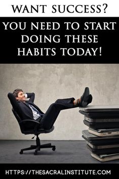 What are the habits of success? Let's look at 3 habits to create a foundation for sustainable wealth and success in your life. Better Life, How To Look Better, Habit 1, People Figures, How To Stop Procrastinating, Group Boards, Subconscious Mind, Be Your Own Boss, Joy And Happiness