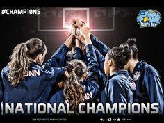 Uconn Huskies 2015 NCAA Women Basketball Champions