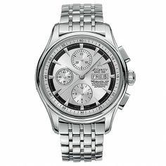 Ceas de Mana Atlantic, Barbatesc, Cod 52850.41.21SM - Bocane Breitling, Chronograph, Atlanta, Mens Fashion, Watches, My Style, Cod, Products, Moda Masculina